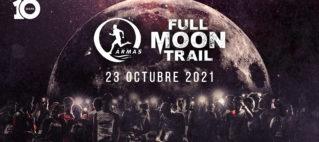 La Full Moon Trail Naviera Armas pospone su décima edición para 2021