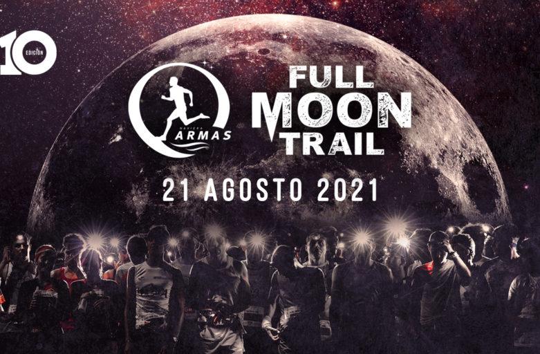 Full Moon Trail Naviera Armas celebrará su décima edición el próximo 21 de agosto