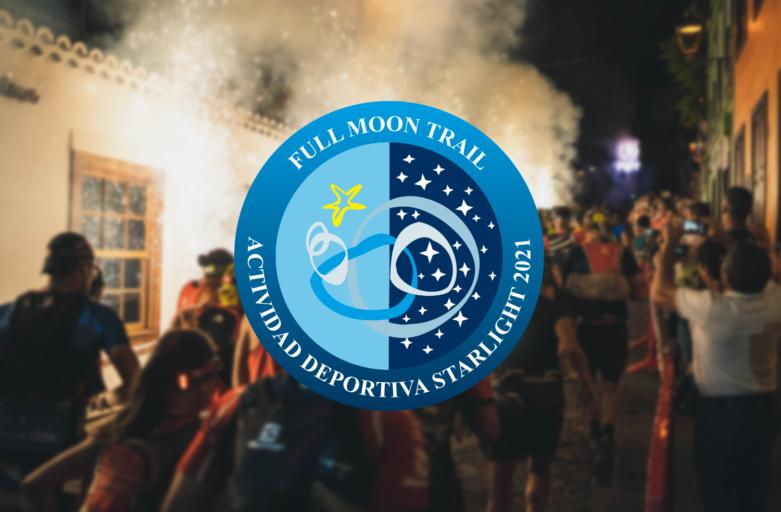 "Full Moon Trail Naviera Armas reconocida como ""Actividad deportiva Starlight"""